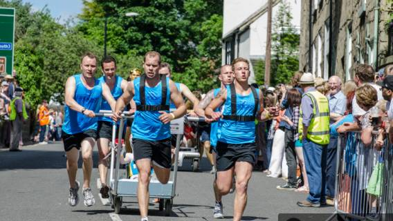 Bed Race Entry Deadline 29th February 2016