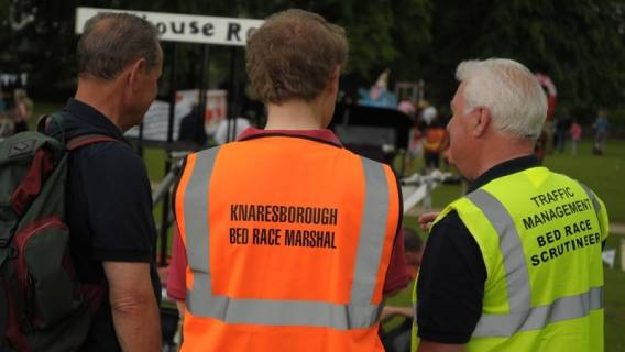 18th May Date for Team and Marshals Briefings